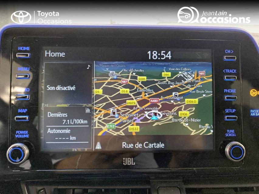 TOYOTA C-HR HYBRIDE MC19 C-HR Hybride 2.0L Graphic 23/01/2020                                                      en vente à La Motte-Servolex - Image n°15