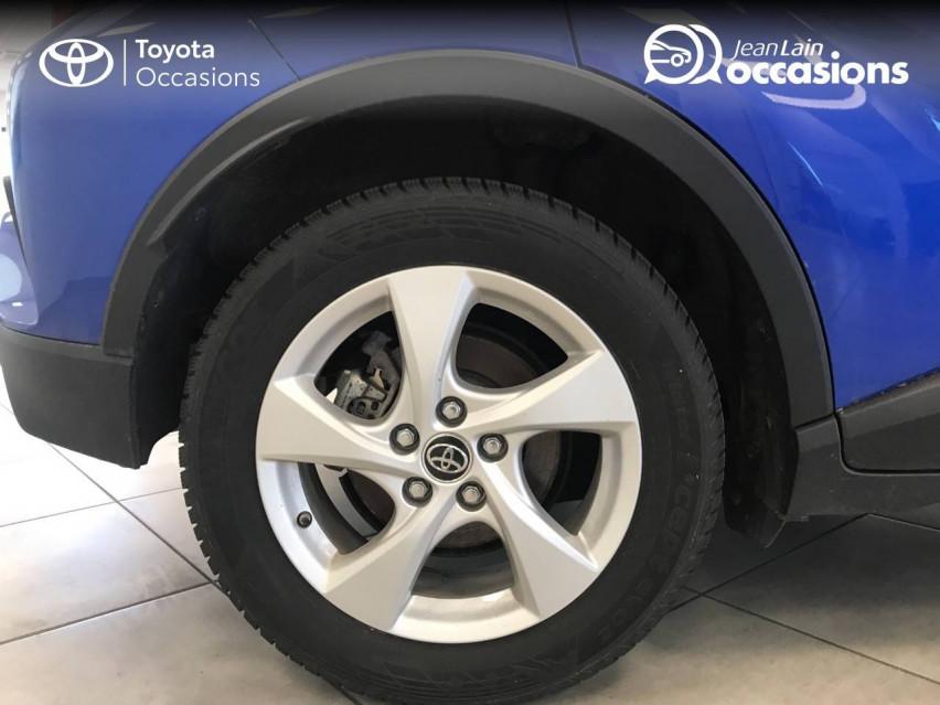 TOYOTA C-HR HYBRIDE C-HR Hybride 122h Dynamic 14/10/2019                                                      en vente à Tournon - Image n°9