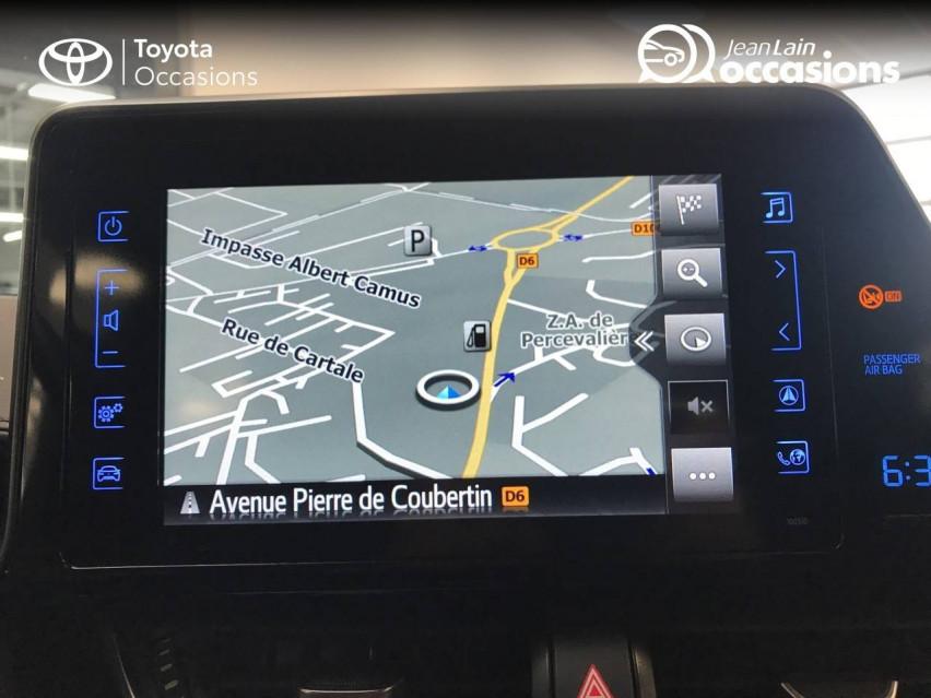 TOYOTA C-HR HYBRIDE C-HR Hybride 122h Dynamic 14/10/2019                                                      en vente à Tournon - Image n°16