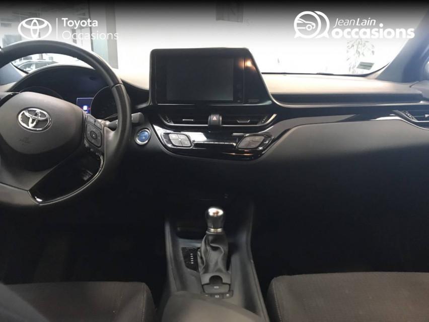 TOYOTA C-HR HYBRIDE C-HR Hybride 122h Dynamic 14/10/2019                                                      en vente à Tournon - Image n°18