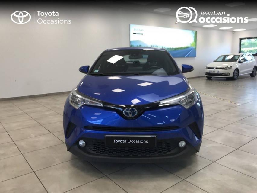 TOYOTA C-HR HYBRIDE C-HR Hybride 122h Dynamic 14/10/2019                                                      en vente à Tournon - Image n°2