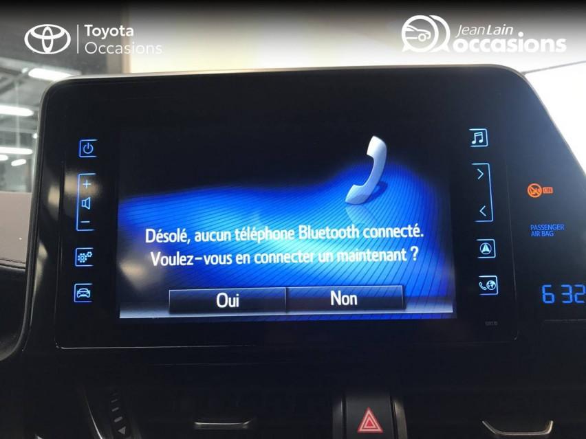TOYOTA C-HR HYBRIDE C-HR Hybride 122h Dynamic 14/10/2019                                                      en vente à Tournon - Image n°15
