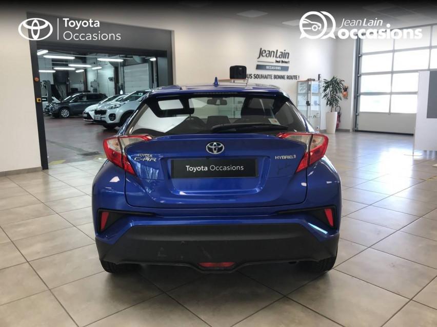 TOYOTA C-HR HYBRIDE C-HR Hybride 122h Dynamic 14/10/2019                                                      en vente à Tournon - Image n°6