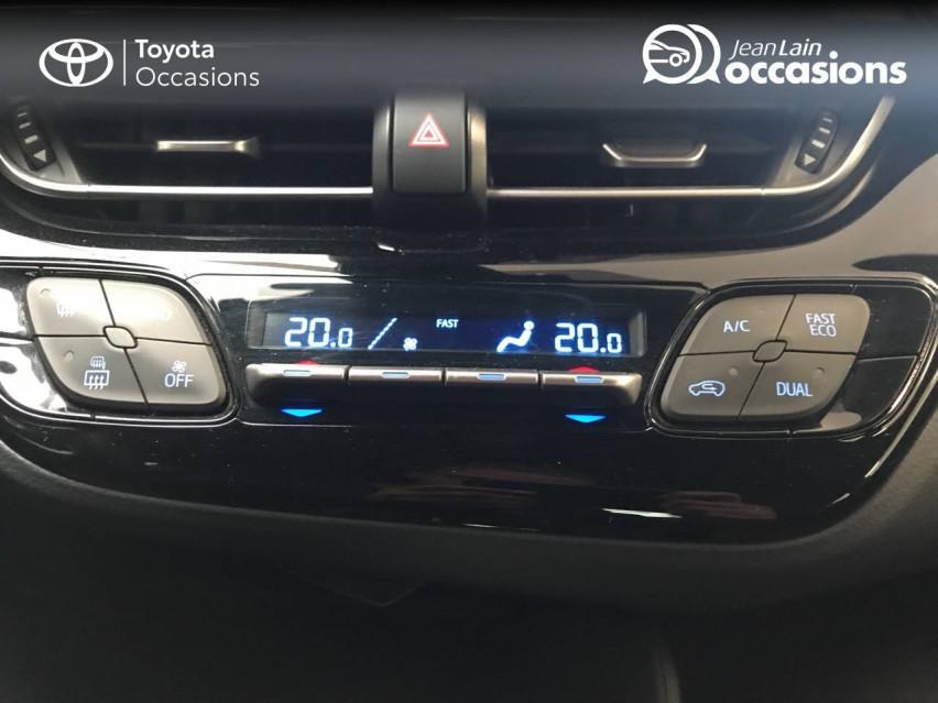 TOYOTA C-HR HYBRIDE C-HR Hybride 122h Dynamic 14/10/2019                                                      en vente à Tournon - Image n°14