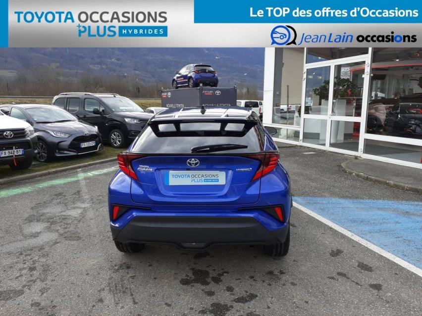 TOYOTA C-HR HYBRIDE MY20 C-HR Hybride 1.8L Graphic 22/01/2021                                                      en vente à Tournon - Image n°6