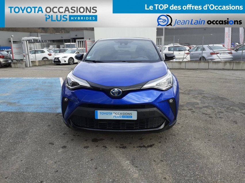 TOYOTA C-HR HYBRIDE MY20 C-HR Hybride 1.8L Graphic 22/01/2021                                                      en vente à Tournon - Image n°2