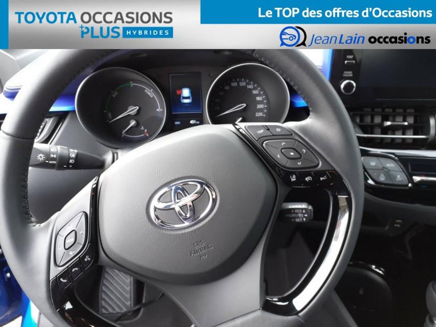 TOYOTA C-HR HYBRIDE MY20 C-HR Hybride 1.8L Graphic 22/01/2021                                                      en vente à Tournon - Image n°12