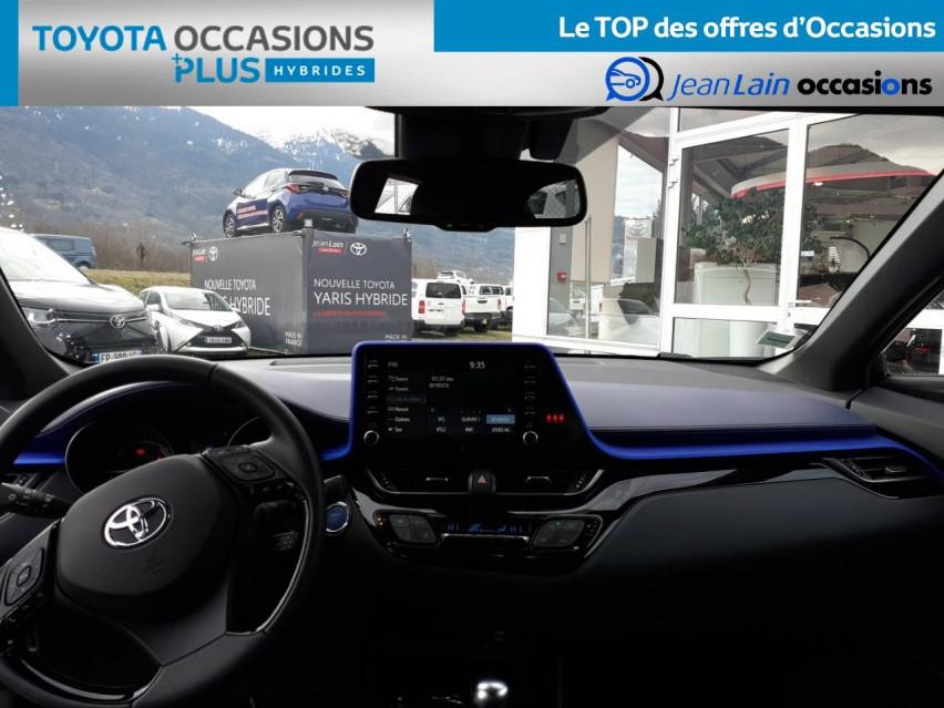 TOYOTA C-HR HYBRIDE MY20 C-HR Hybride 1.8L Graphic 22/01/2021                                                      en vente à Tournon - Image n°18
