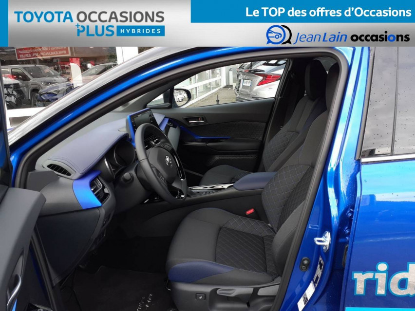 TOYOTA C-HR HYBRIDE MY20 C-HR Hybride 1.8L Graphic 22/01/2021                                                      en vente à Tournon - Image n°11