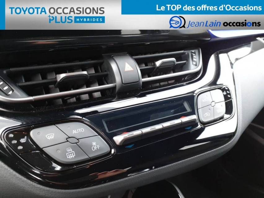 TOYOTA C-HR HYBRIDE MY20 C-HR Hybride 1.8L Graphic 22/01/2021                                                      en vente à Tournon - Image n°14