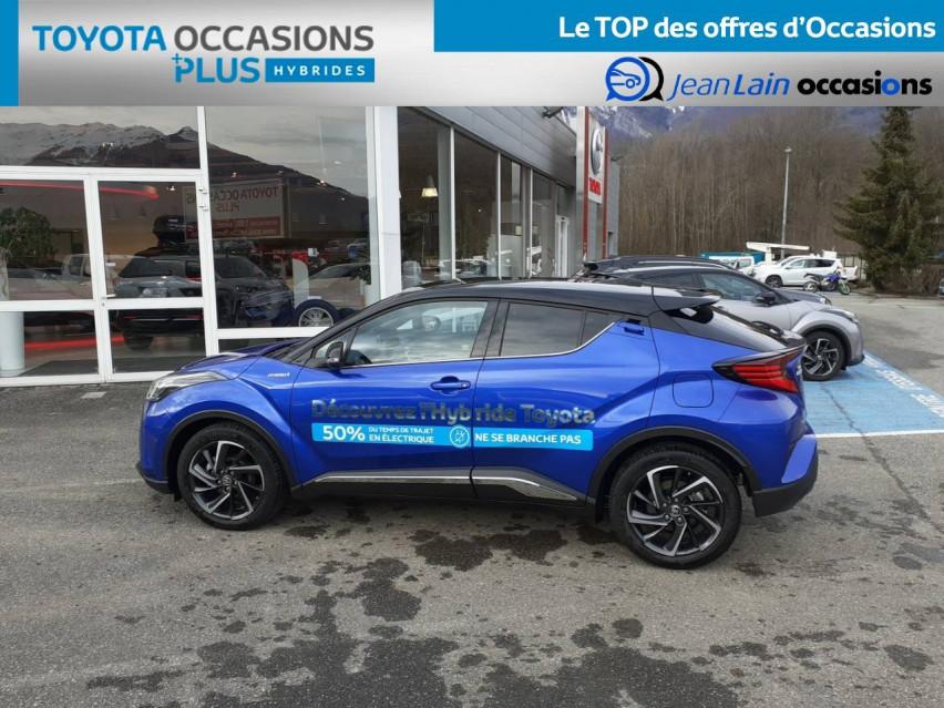 TOYOTA C-HR HYBRIDE MY20 C-HR Hybride 1.8L Graphic 22/01/2021                                                      en vente à Tournon - Image n°8