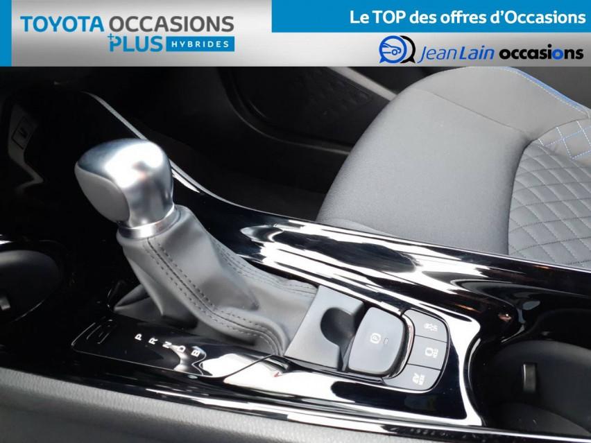 TOYOTA C-HR HYBRIDE MY20 C-HR Hybride 1.8L Graphic 22/01/2021                                                      en vente à Tournon - Image n°13