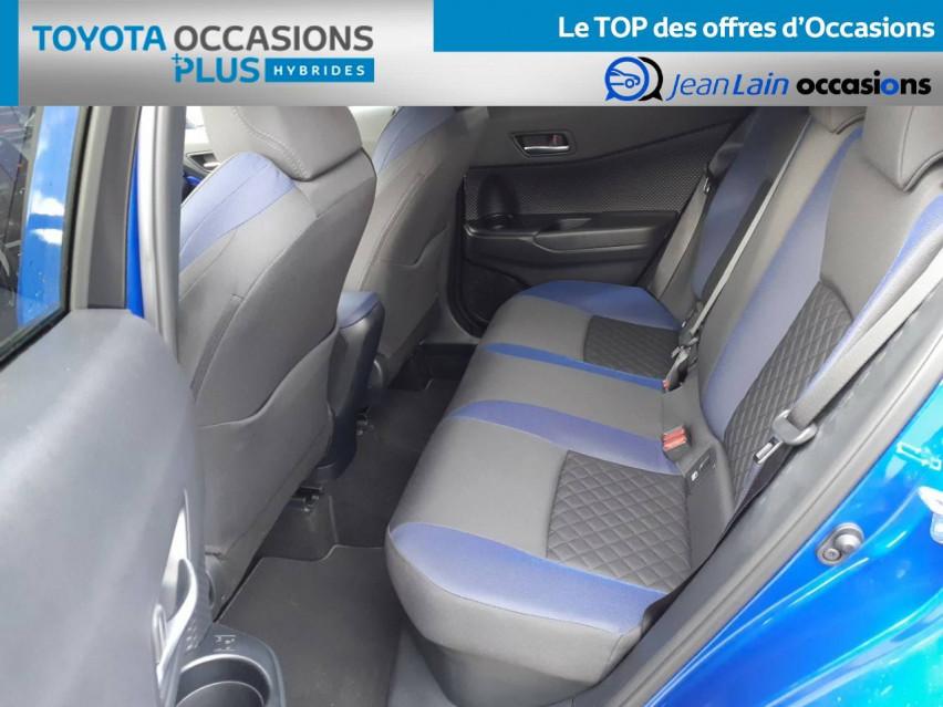 TOYOTA C-HR HYBRIDE MY20 C-HR Hybride 1.8L Graphic 22/01/2021                                                      en vente à Tournon - Image n°17