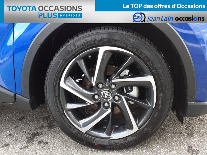 TOYOTA C-HR HYBRIDE MY20 C-HR Hybride 1.8L Graphic 22/01/2021                                                      en vente à Tournon - Image n°9