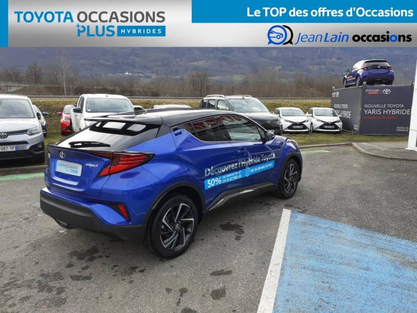 TOYOTA C-HR HYBRIDE MY20 C-HR Hybride 1.8L Graphic 22/01/2021                                                      en vente à Tournon - Image n°5