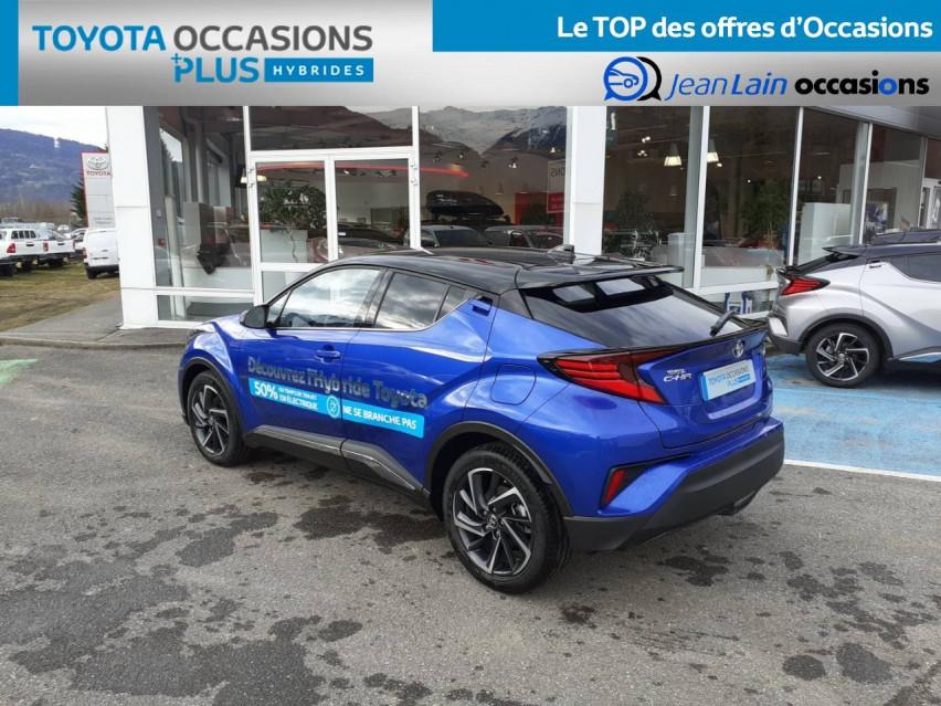 TOYOTA C-HR HYBRIDE MY20 C-HR Hybride 1.8L Graphic 22/01/2021                                                      en vente à Tournon - Image n°7