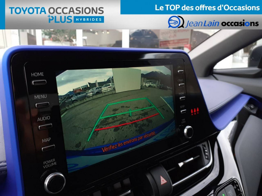 TOYOTA C-HR HYBRIDE MY20 C-HR Hybride 1.8L Graphic 22/01/2021                                                      en vente à Tournon - Image n°19