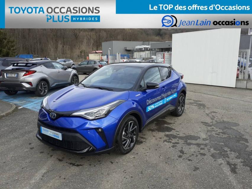 TOYOTA C-HR HYBRIDE MY20 C-HR Hybride 1.8L Graphic 22/01/2021                                                      en vente à Tournon - Image n°1