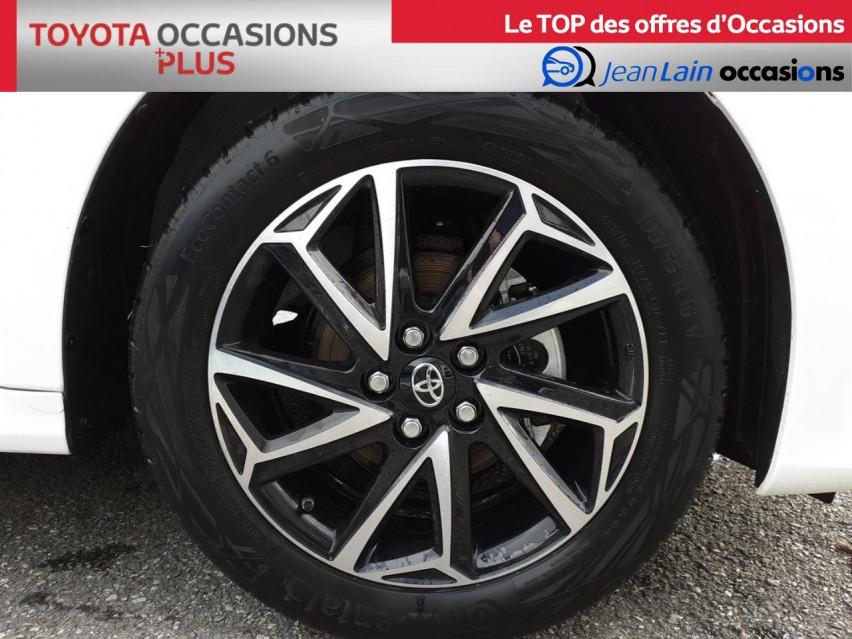 TOYOTA YARIS NOUVELLE Yaris 70 VVT-i Design 22/01/2021                                                      en vente à Tournon - Image n°9