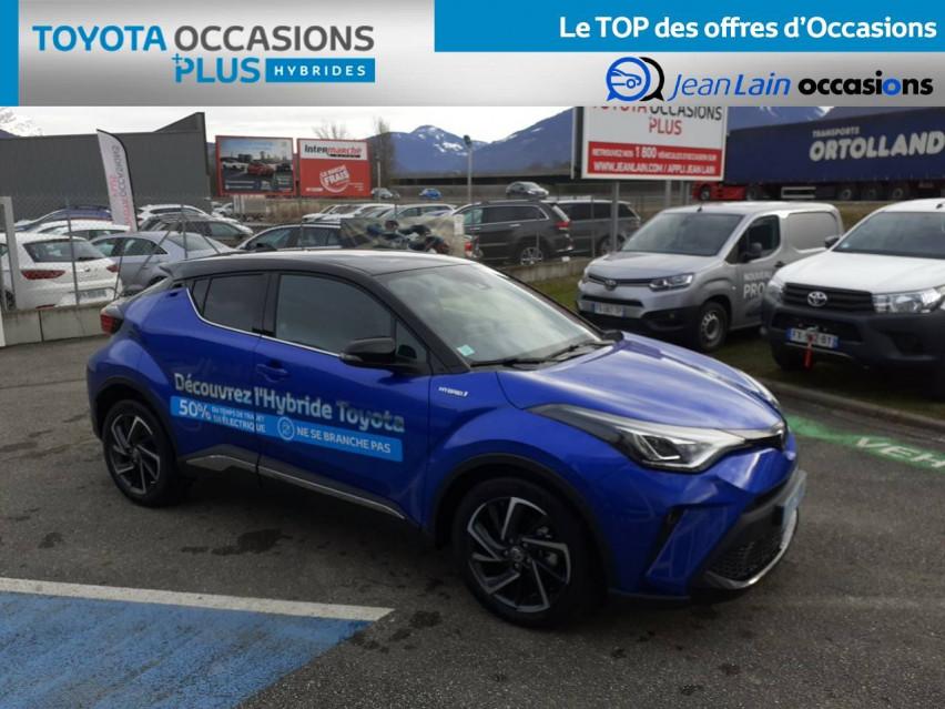 TOYOTA C-HR HYBRIDE MY20 C-HR Hybride 1.8L Graphic 22/01/2021                                                      en vente à Tournon - Image n°3