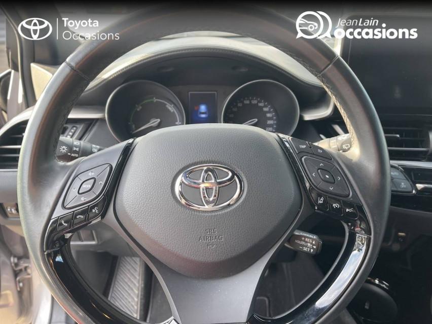 TOYOTA C-HR HYBRIDE C-HR Hybride 122h Edition 19/12/2018                                                      en vente à Meythet - Image n°12