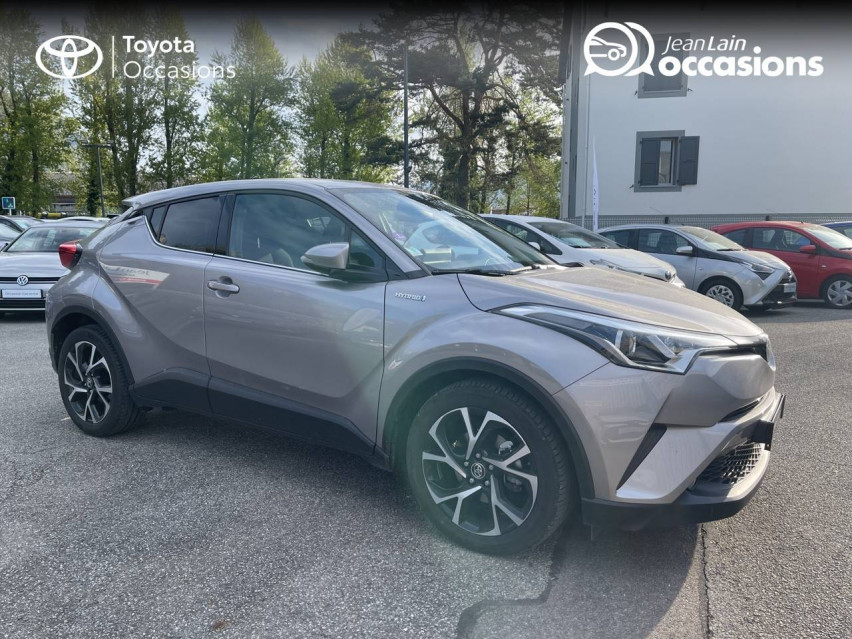 TOYOTA C-HR HYBRIDE C-HR Hybride 122h Edition 19/12/2018                                                      en vente à Meythet - Image n°3