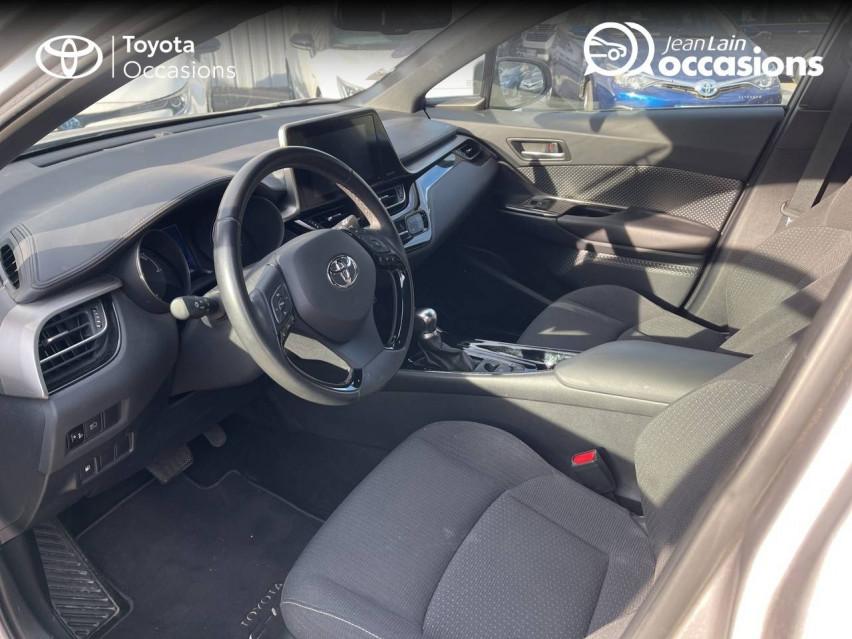 TOYOTA C-HR HYBRIDE C-HR Hybride 122h Edition 19/12/2018                                                      en vente à Meythet - Image n°11
