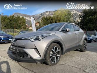 TOYOTA C-HR HYBRIDE C-HR Hybride 122h Edition 19/12/2018 en vente à Meythet