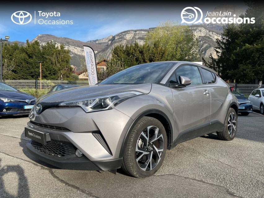 TOYOTA C-HR HYBRIDE C-HR Hybride 122h Edition 19/12/2018                                                      en vente à Meythet - Image n°1