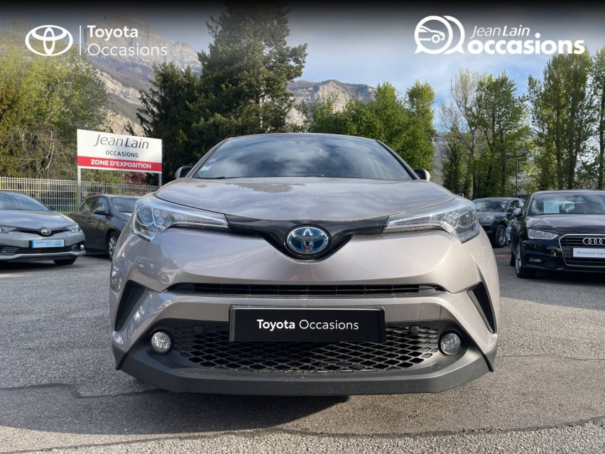 TOYOTA C-HR HYBRIDE C-HR Hybride 122h Edition 19/12/2018                                                      en vente à Meythet - Image n°2
