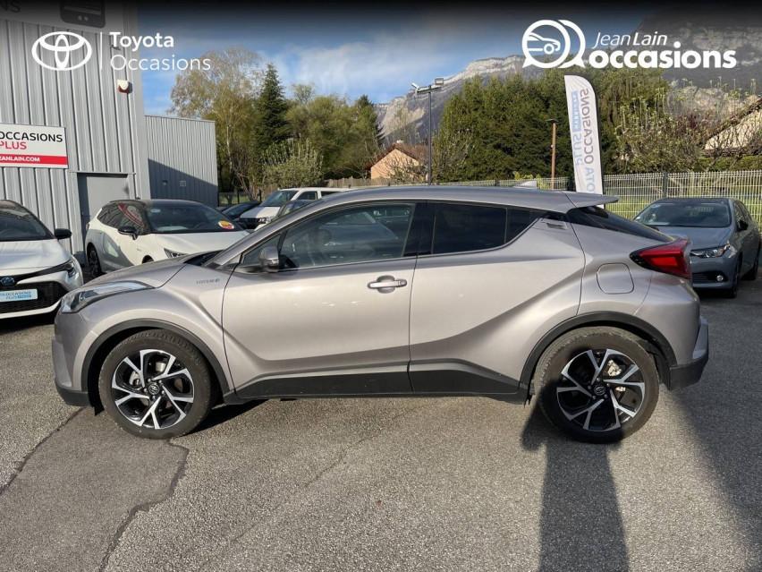 TOYOTA C-HR HYBRIDE C-HR Hybride 122h Edition 19/12/2018                                                      en vente à Meythet - Image n°8