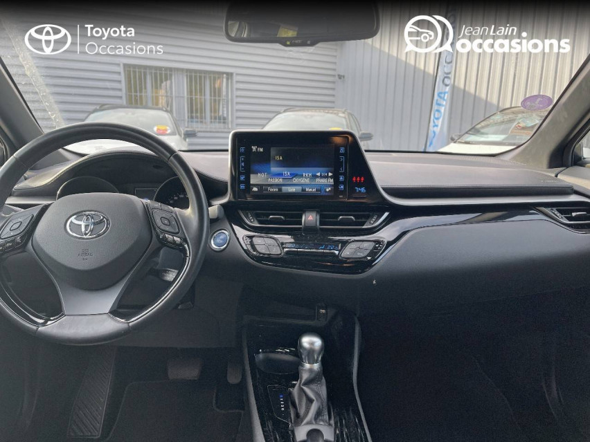 TOYOTA C-HR HYBRIDE C-HR Hybride 122h Edition 19/12/2018                                                      en vente à Meythet - Image n°18