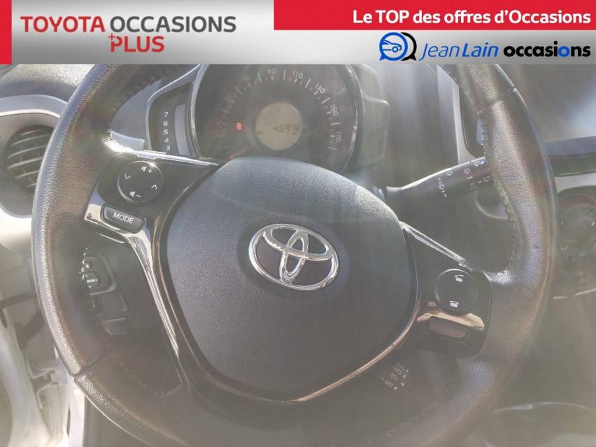 TOYOTA AYGO Aygo 1.0 VVT-i x-play 03/07/2018                                                      en vente à Tournon - Image n°12