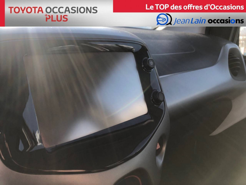 TOYOTA AYGO Aygo 1.0 VVT-i x-play 03/07/2018                                                      en vente à Tournon - Image n°16