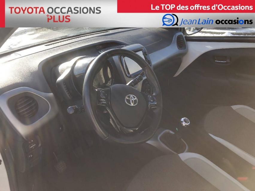 TOYOTA AYGO Aygo 1.0 VVT-i x-play 03/07/2018                                                      en vente à Tournon - Image n°11