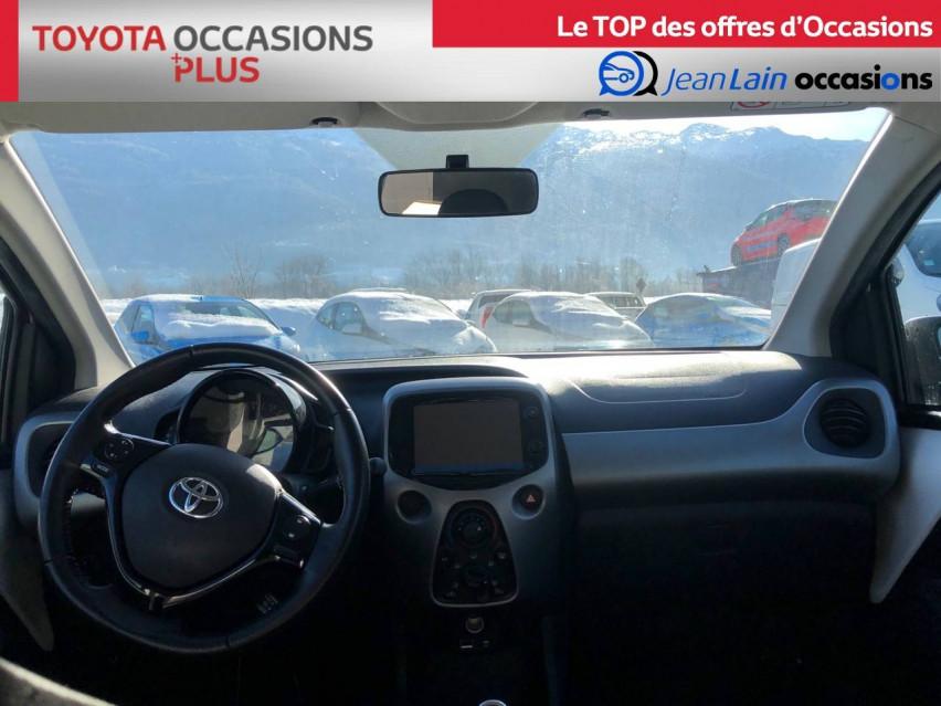TOYOTA AYGO Aygo 1.0 VVT-i x-play 03/07/2018                                                      en vente à Tournon - Image n°18