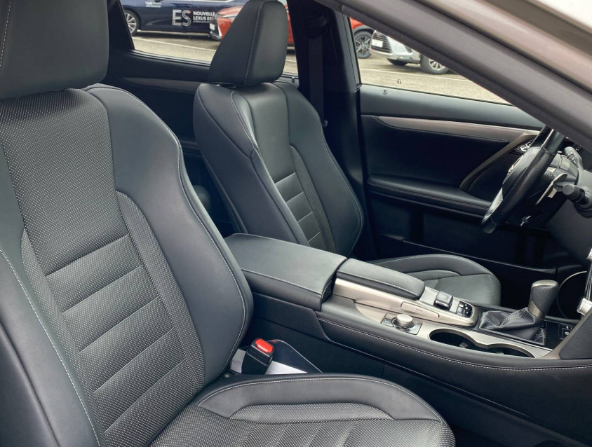 LEXUS RX RX 450h 3.5 V6 313 E-Four F SPORT E-CVT 27/04/2017                                                      en vente à Seyssinet-Pariset - Image n°8