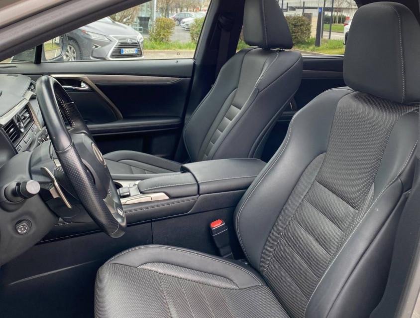 LEXUS RX RX 450h 3.5 V6 313 E-Four F SPORT E-CVT 27/04/2017                                                      en vente à Seyssinet-Pariset - Image n°7