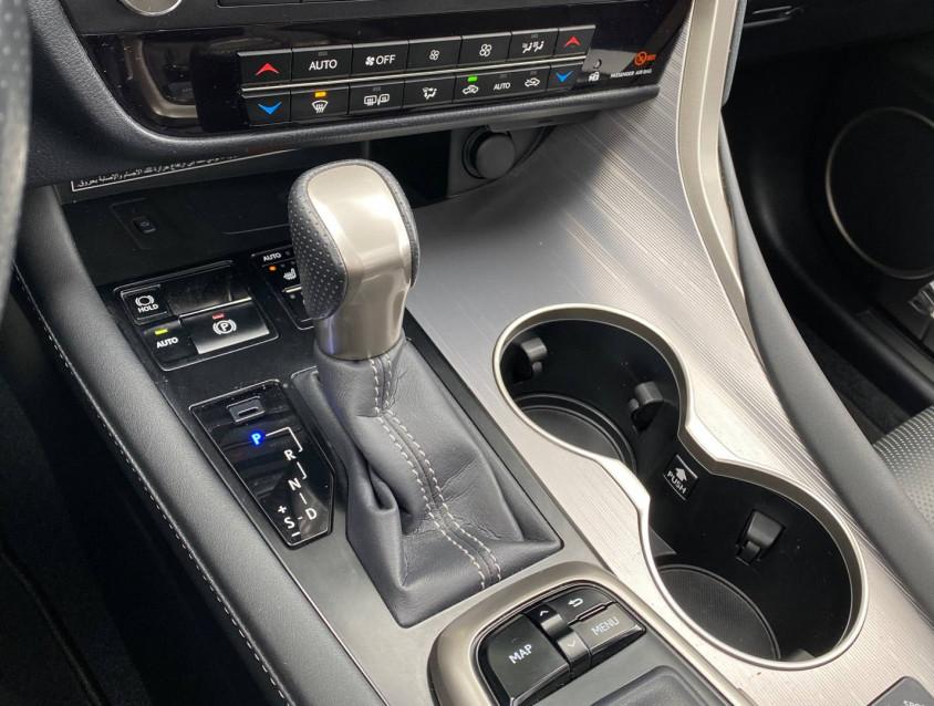 LEXUS RX RX 450h 3.5 V6 313 E-Four F SPORT E-CVT 27/04/2017                                                      en vente à Seyssinet-Pariset - Image n°12