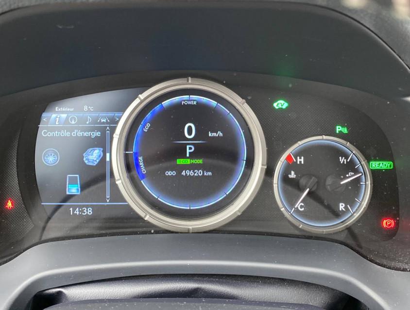 LEXUS RX RX 450h 3.5 V6 313 E-Four F SPORT E-CVT 27/04/2017                                                      en vente à Seyssinet-Pariset - Image n°11