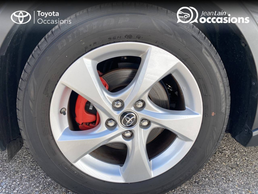 TOYOTA C-HR HYBRIDE C-HR Hybride 122h Dynamic 15/12/2018                                                      en vente à Meythet - Image n°9