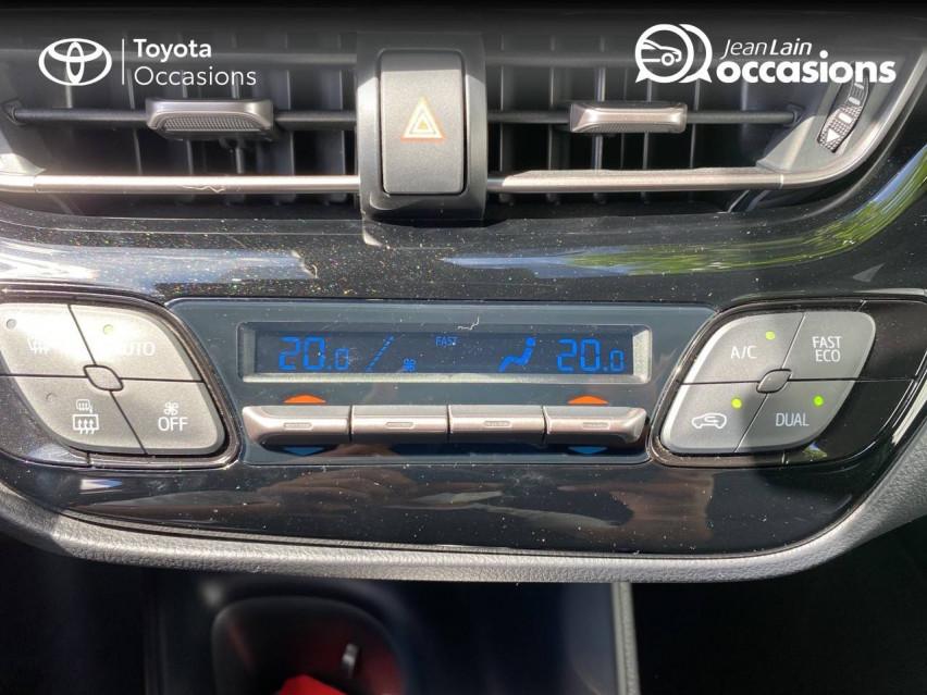 TOYOTA C-HR HYBRIDE C-HR Hybride 122h Dynamic 15/12/2018                                                      en vente à Meythet - Image n°14
