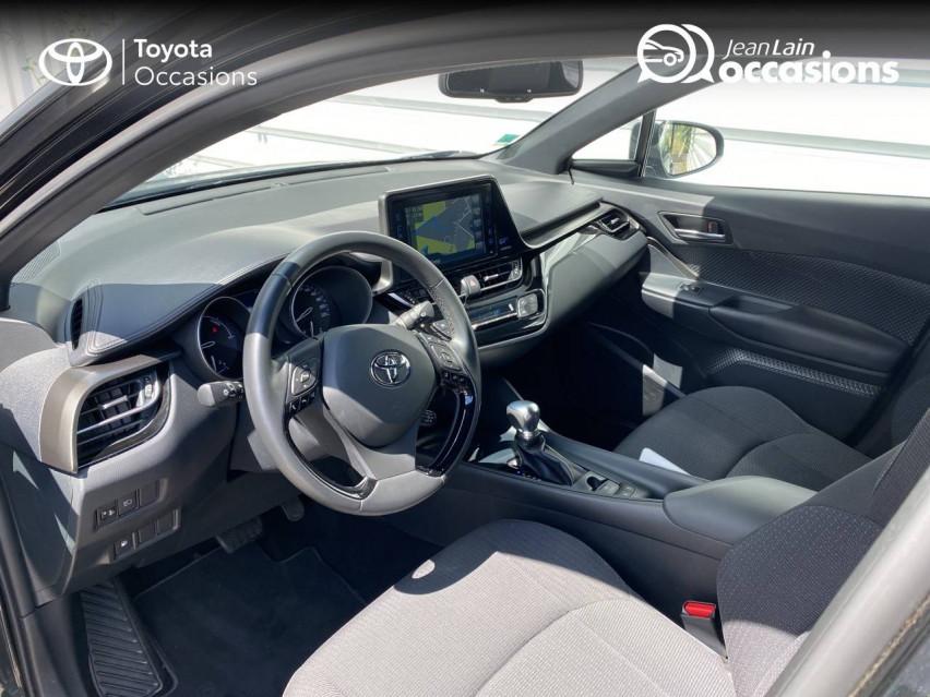 TOYOTA C-HR HYBRIDE C-HR Hybride 122h Dynamic 15/12/2018                                                      en vente à Meythet - Image n°11