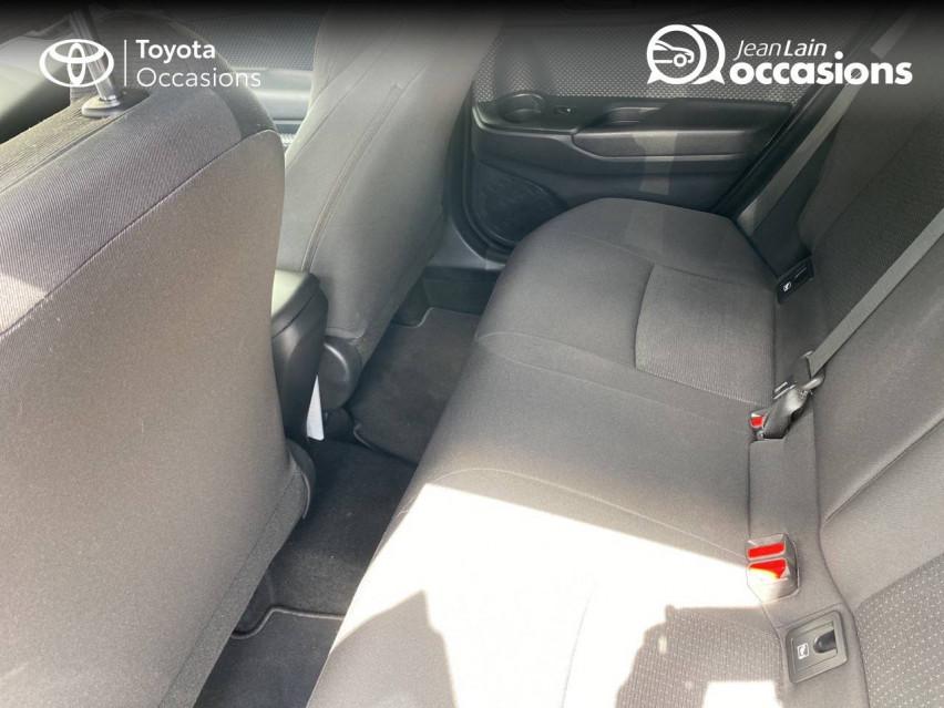 TOYOTA C-HR HYBRIDE C-HR Hybride 122h Dynamic 15/12/2018                                                      en vente à Meythet - Image n°17