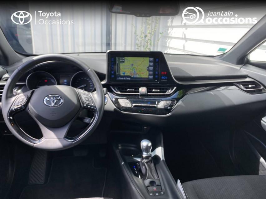 TOYOTA C-HR HYBRIDE C-HR Hybride 122h Dynamic 15/12/2018                                                      en vente à Meythet - Image n°18