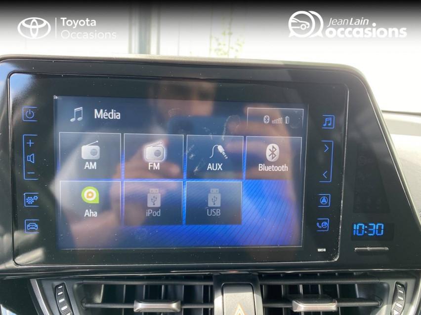 TOYOTA C-HR HYBRIDE C-HR Hybride 122h Dynamic 15/12/2018                                                      en vente à Meythet - Image n°16