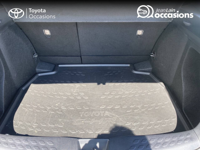TOYOTA C-HR HYBRIDE C-HR Hybride 122h Dynamic 15/12/2018                                                      en vente à Meythet - Image n°10