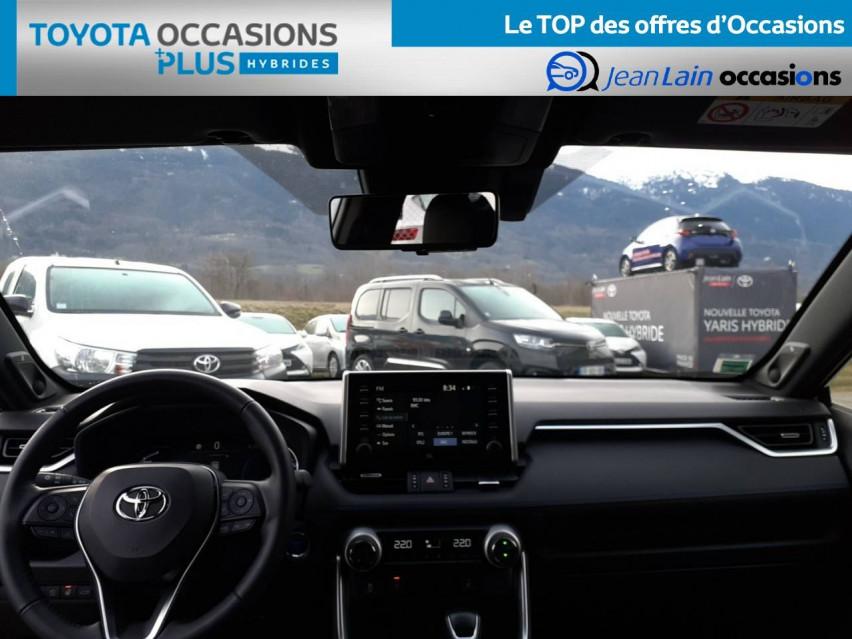 TOYOTA RAV4 HYBRIDE MY20 RAV4 Hybride 222 ch AWD-i Collection 25/05/2020                                                      en vente à Tournon - Image n°18