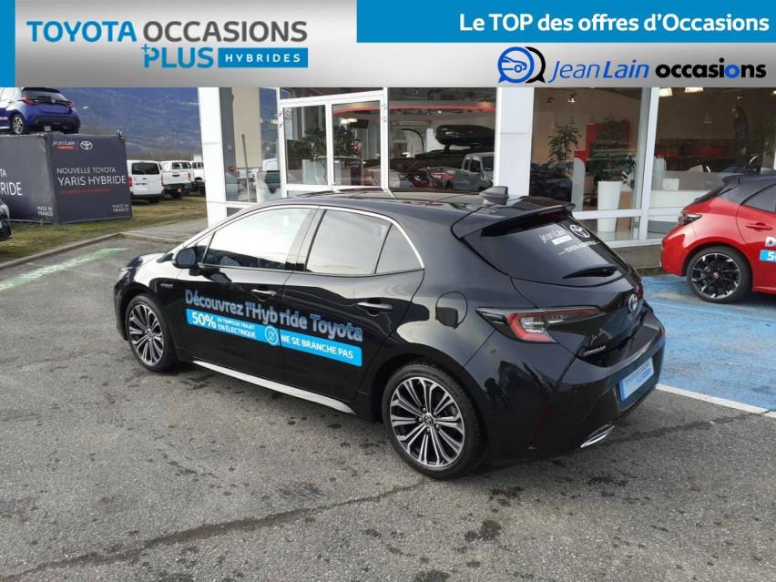 TOYOTA COROLLA HYBRIDE MY20 Corolla Hybride 184h Design 09/10/2020                                                      en vente à Tournon - Image n°7