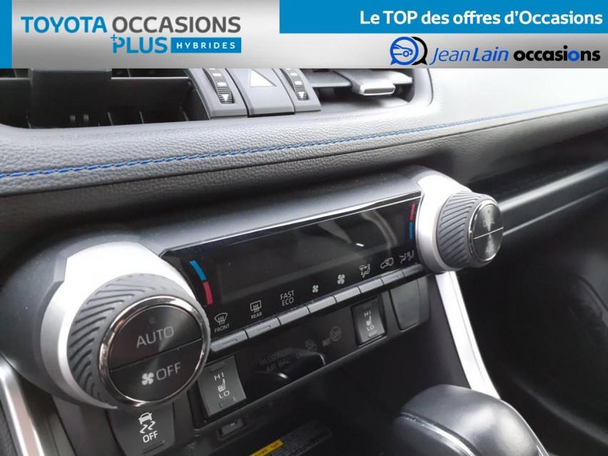 TOYOTA RAV4 HYBRIDE MY20 RAV4 Hybride 222 ch AWD-i Collection 25/05/2020                                                      en vente à Tournon - Image n°14